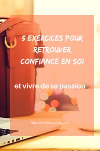 comment avoir confiance en soi en 5 exercises